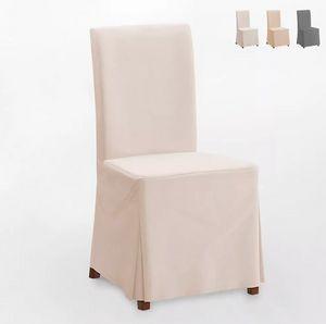 Silla tapizada con forro de madera estilo herniksdal Comfort Luxury para restaurante SCL147, Silla de comedor vestida
