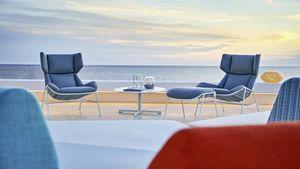 Summer set sillón bergère, Sillón bergère para exterior