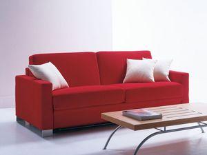 Artemide, Sofá cama, moderno y sencillo, para las vacaciones