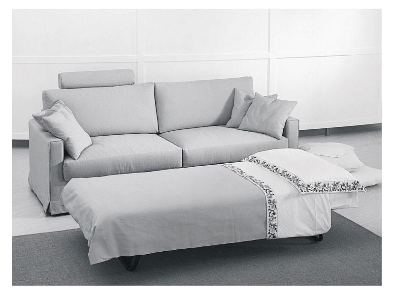 Dry sofa-bed, Sofá cama moderno, diferentes acabados, para apartamentos