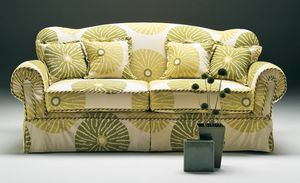 Ginger transformable, Sofá-cama de estilo clásico