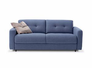 Ginzo, Sofá cama de estilo nórdico
