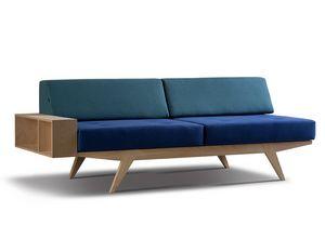 Giò 2241, Sofá cama de madera