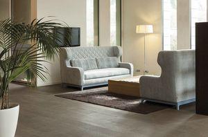 Morgan, Sofá cama con diseño Art Deco