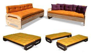 Ops, Sofá cama de pared