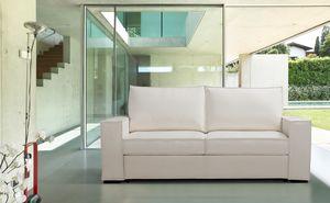 Salento, Sofá cama de diseño lineal