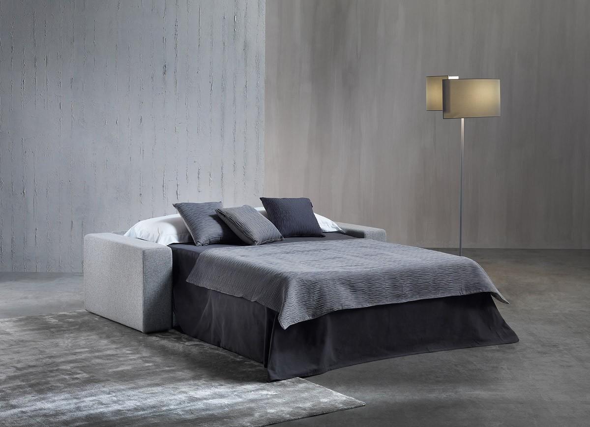 Sofá cama en poliuretano con acrílico de bateo, para el hogar ...