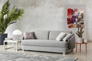 Vivien, Sofá cama con tapizado desenfundable