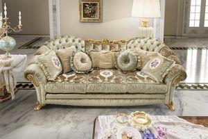 Aida sofá, Sofás clásicos lujosos y cómodos