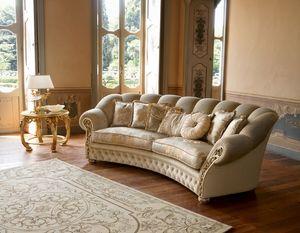 Althea Ring, 2 plazas sofá adecuado para salas de estar clásicos