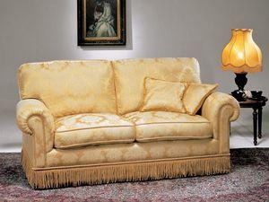 Ambassador, Sofá clásico de lujo en la sala de estar