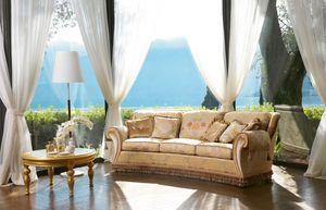Angelica Ring, Sofá de lujo clásico para cualquier ambiente