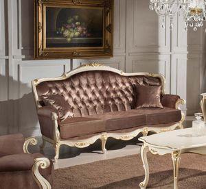 Art. 3700, Sofá elegante estilo Liberty