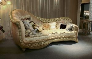 Batik, Tapizado acolchado sofá, clavando perfiles manuales