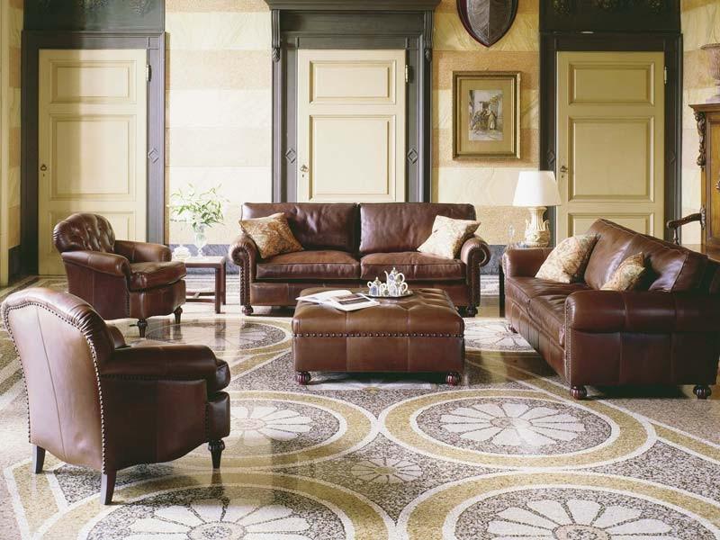 Caffè Sofa, Sofás de estilo clásico para salones y salas de espera