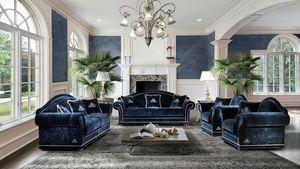 ETOILE, Sofá y sillón de estilo clásico