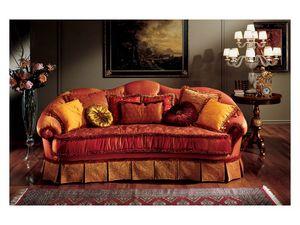 Mara sofa, Sofá de estilo clásico