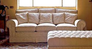 Principe, Sofá clásico, para los cuartos de lujo de vida