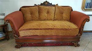 3225 SOFA CAMA, Sofá cama clásico con colchón incluido