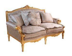 Art. 390/2, Sofá de estilo clásico, tallado