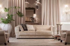 Boulevard, Sofá de la sala de estar, con la cubierta totalmente extraíble