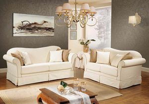 DESIRE', Sofá clásico con cubierta extraíble
