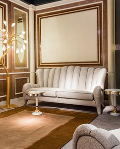 DI29 Metamorfosi, Sofá de salida, con un diseño clásico