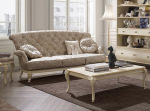 Volpi Sedie e Imbottiti Srl, Classic Living - Living room