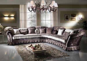 IMPERIALE angular, Sofá de esquina con un diseño impresionante