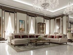 New York sofá, Sofá modular elegante