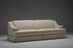 Piero, Sofá de la sala de estar, con dos, tres y cuatro asientos