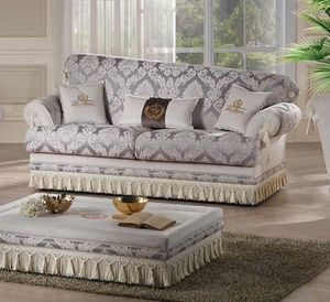 PRINCIPE, Sofá tapizado en telas finas