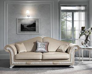 Viola sofá, Sofá de estilo neoclásico