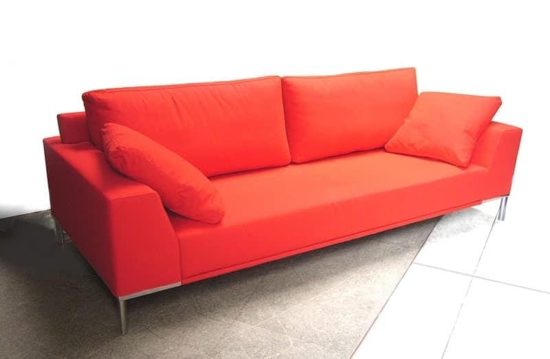 Arian, Sofá moderno para la oficina, asientos cómodos