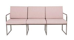 Art.Hellen sofà, Sofá moderno para el contrato y mobiliario de oficina