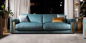 ATMOSFERA sofá, Precioso sofá con acabados refinados.