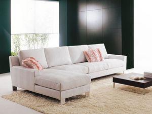 Axel, Cómodo asiento del sofá, con la isla, hecha a medida