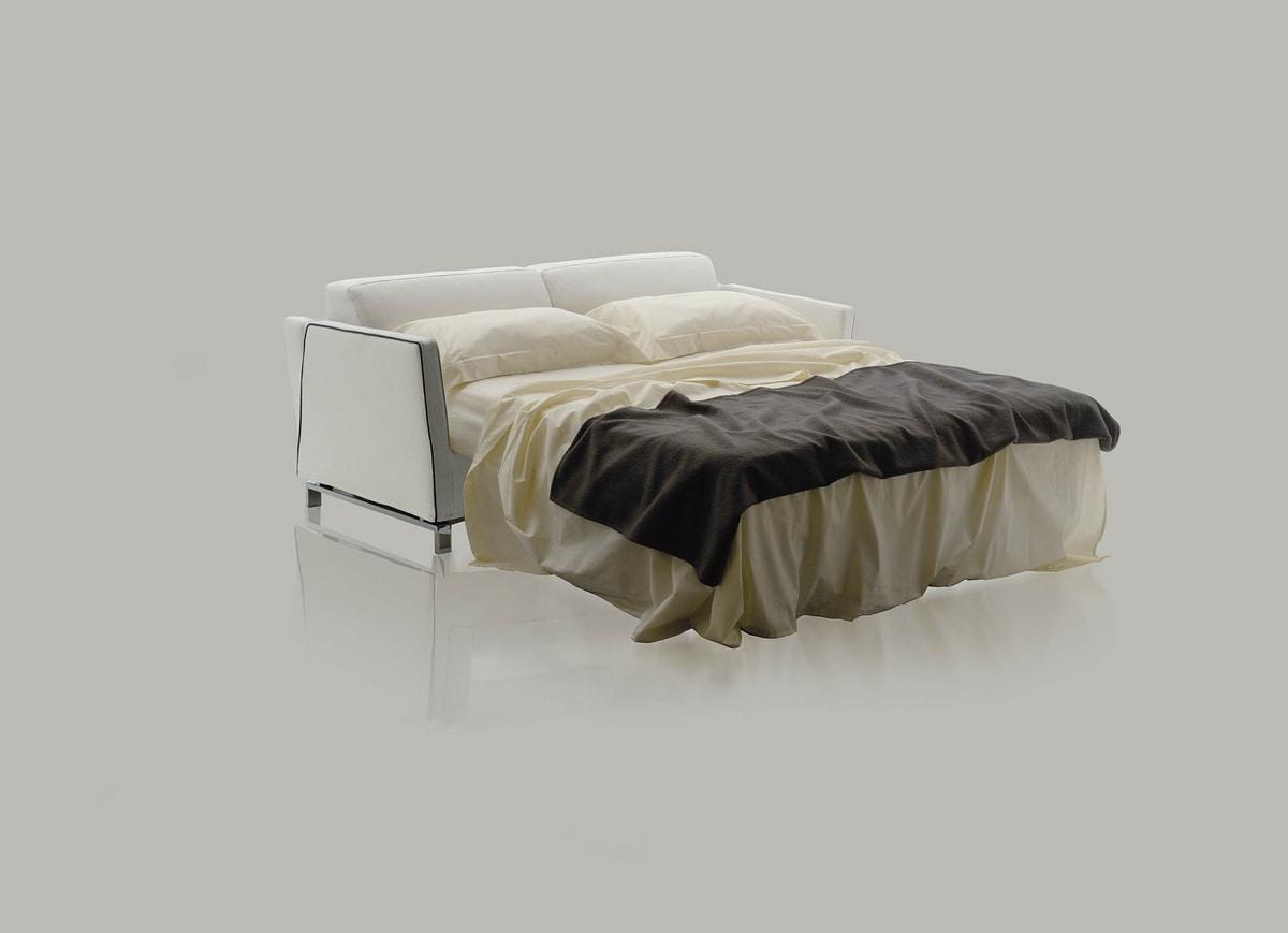 Benny, Sofá cama con mecanismo Lampolet