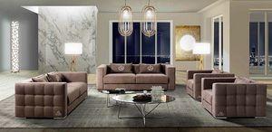 BROOKLYN, Sofá de estilo contemporáneo.