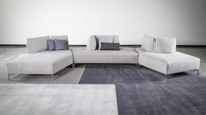 Calvin, Sistema de sofás modulares a medida