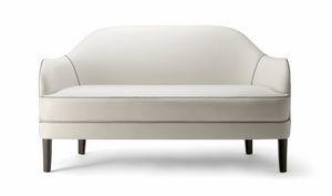 CHICAGO SOFA 015 D, Sofá adecuado para ambientes elegantes y sofisticados.
