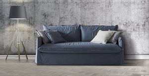 Clarke XL, Sofá con asiento profundo
