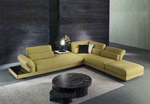 Cox, Sofá de la tela con el mecanismo de relajarse, para salas de estar