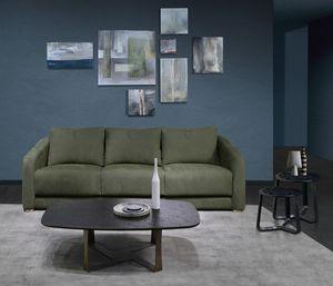 DI55 Desyo sofá, Cómodo sofá de tres plazas