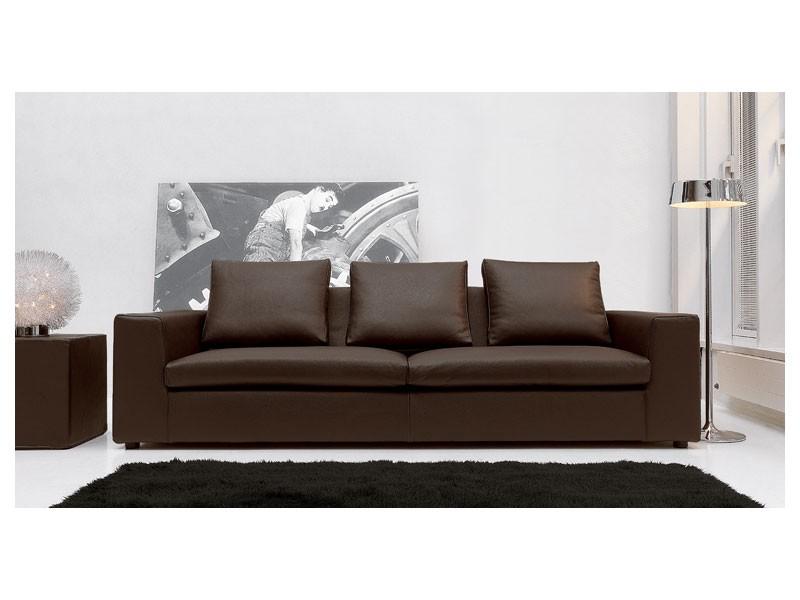Free, Sofá moderno, tejido en fibras acrílicas, de hotel