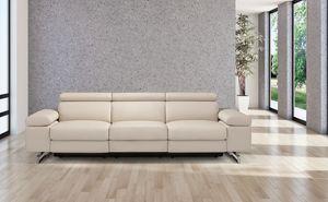 Kandy, Sofá con mecanismo relax eléctrico