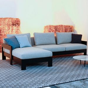 Kuba Classic, Sofá modular de madera