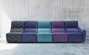Liberty, Sistema de sofá modular personalizable