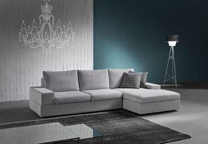 Live, Elegante sofá con el bluetooth sistema de sonido integrado