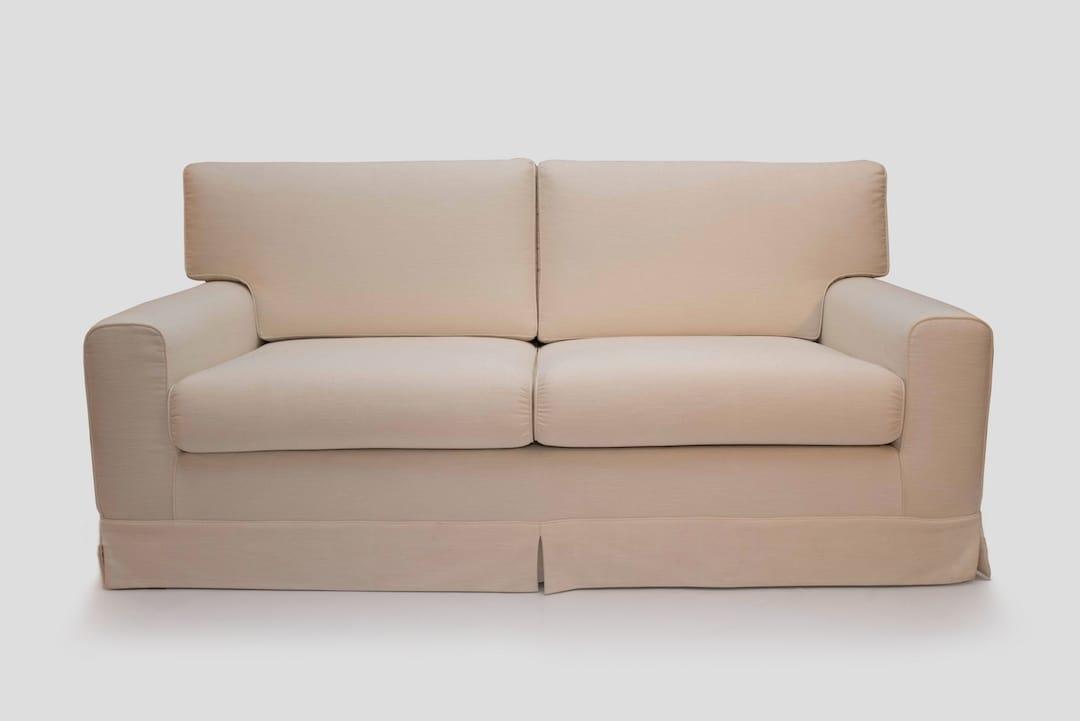 Sofa Hecho A Medida Con Cojines De Espuma Con Memoria Idfdesign
